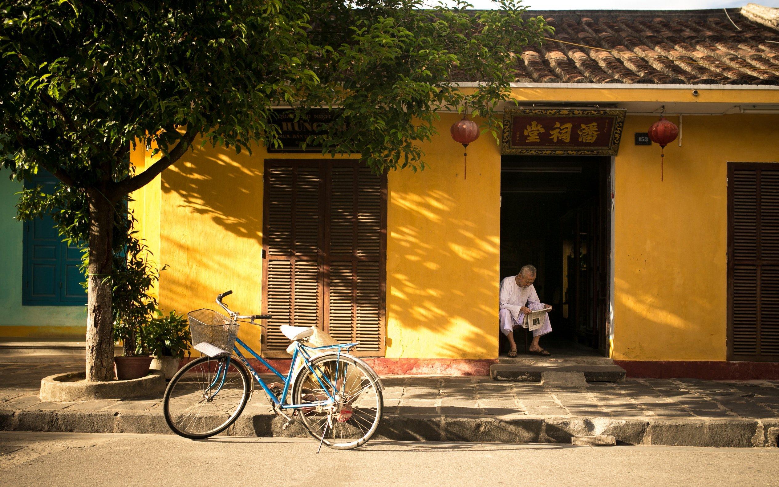 taiwan bicycle travel