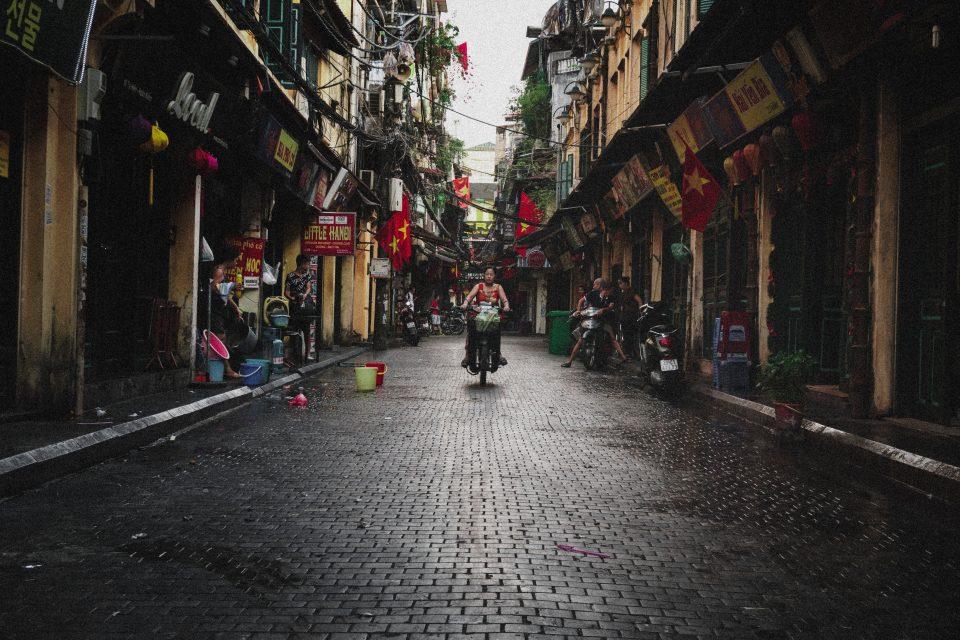 vietnam hanoi travel