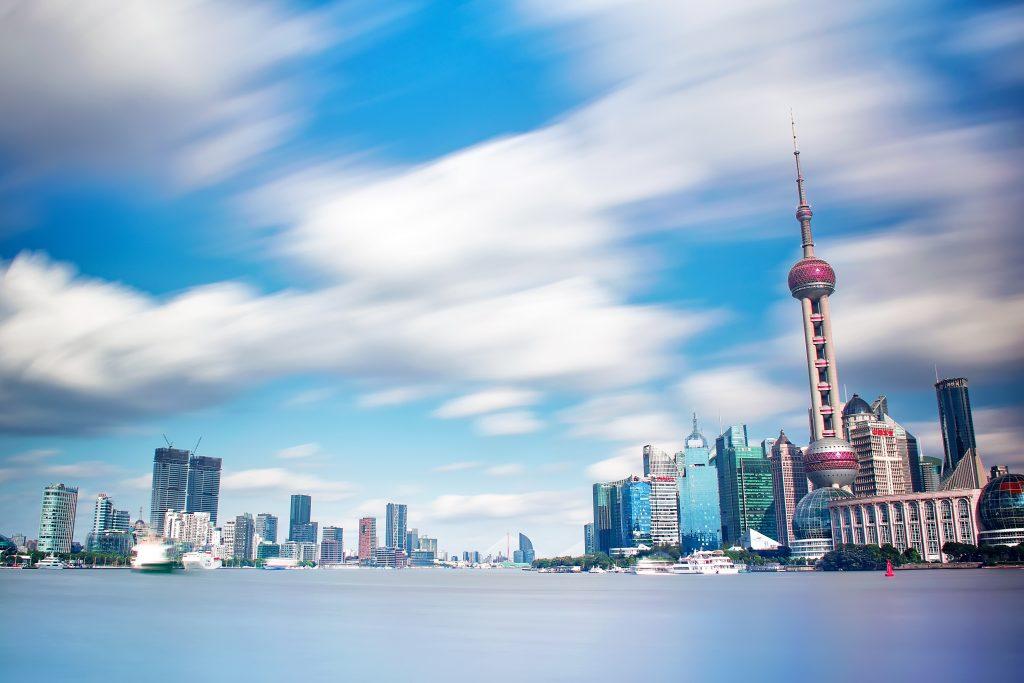 Teach Shanghai China ESL