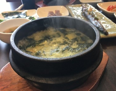 Birthdays: Honour your mother by eating a bowl of Miyeok-Guk