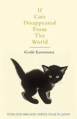 Cat Disappeared from the world novel Japanese