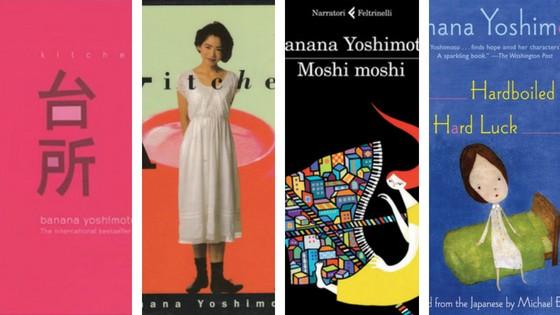 Banana Yoshimoto Books