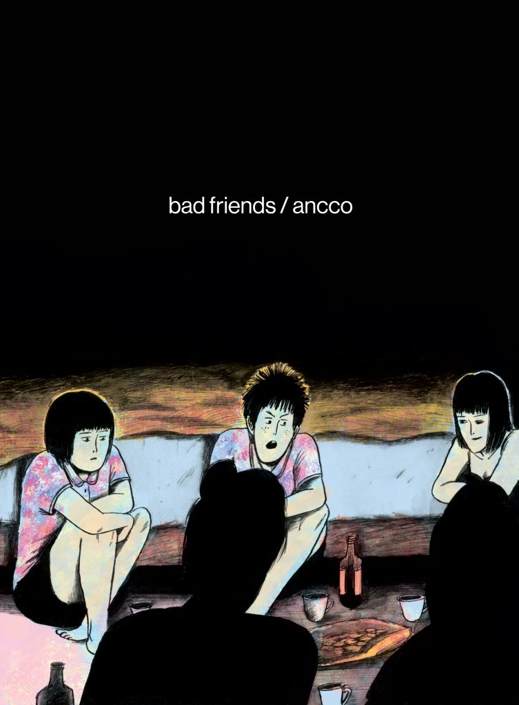 bad friends annco - Autumn Must Read Books