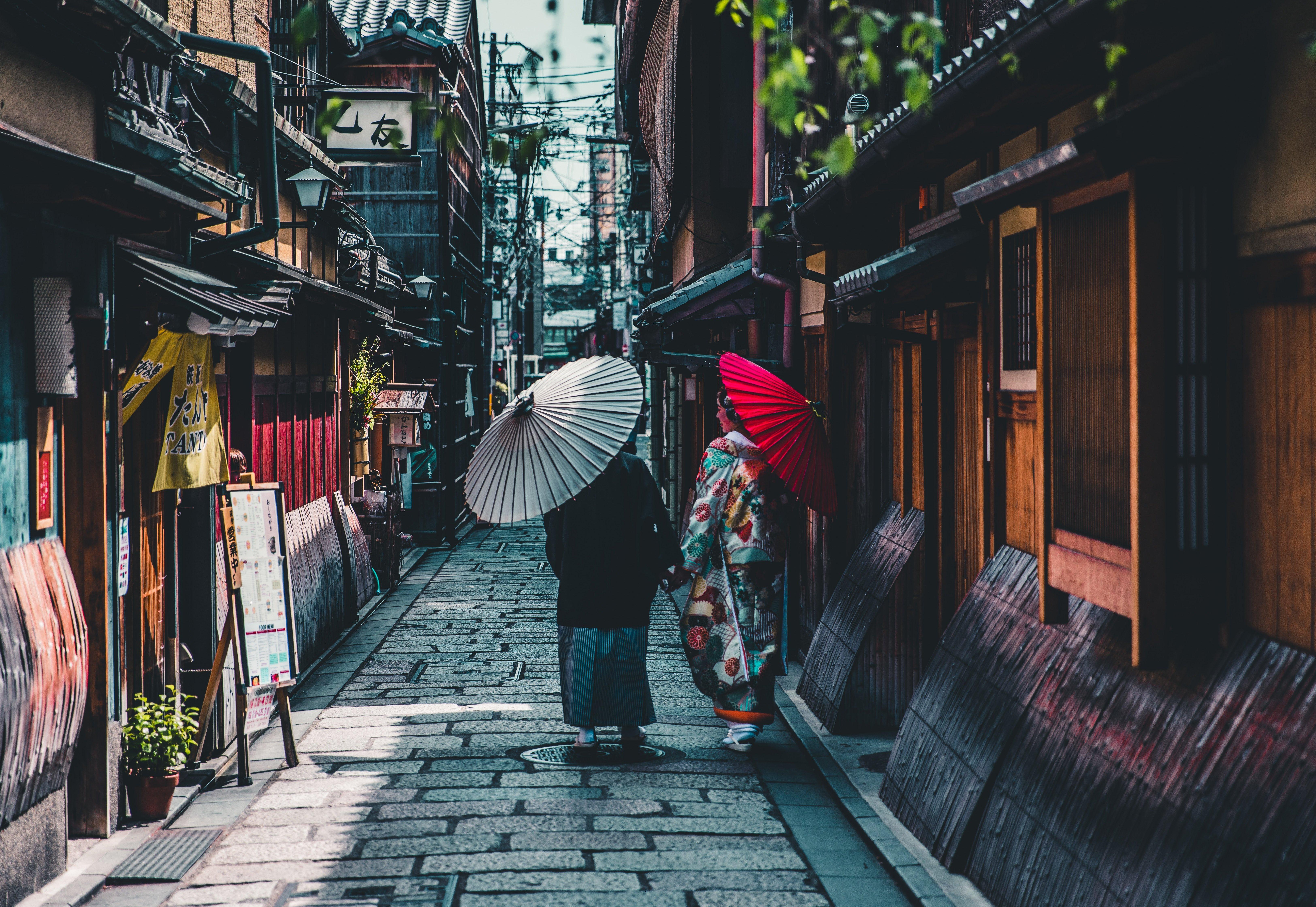 japan story geisha