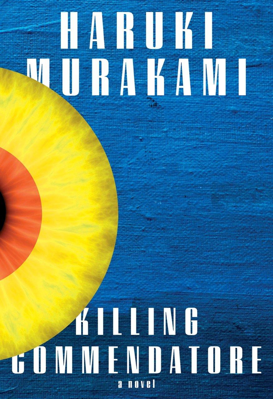 killing commendatore murakami haruki