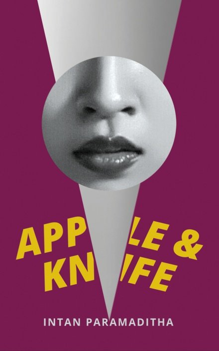 Apple and Knife Intan paramaditha