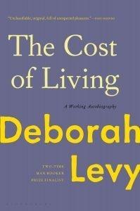 the cost of living deborah Levy