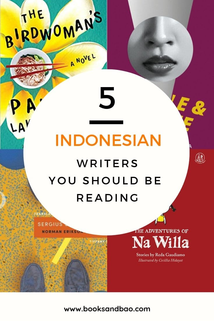 Five Indonesian Writers