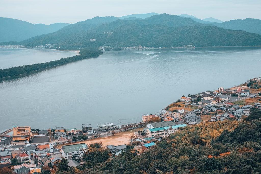 Amanohashidate Kyoto Japan