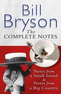notes bill bryson