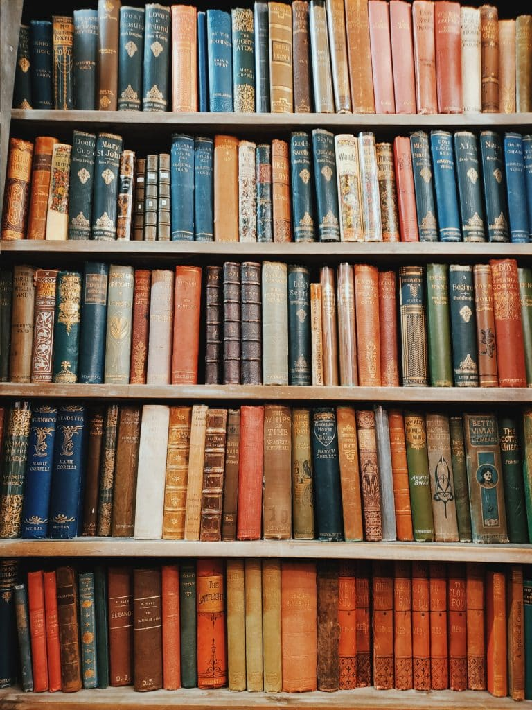 Second Shelf Books