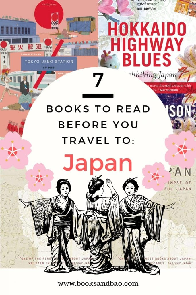 Books to read Before Traveling to Japan