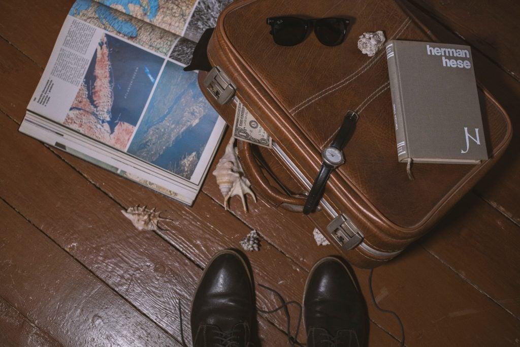 Travel Books Explore World