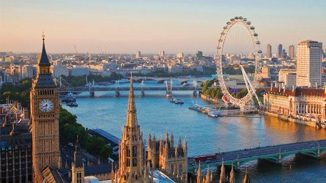 london Literary Cities