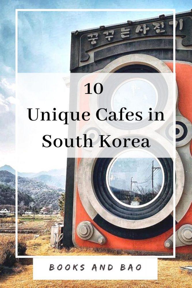 Unique Cafes South Korea