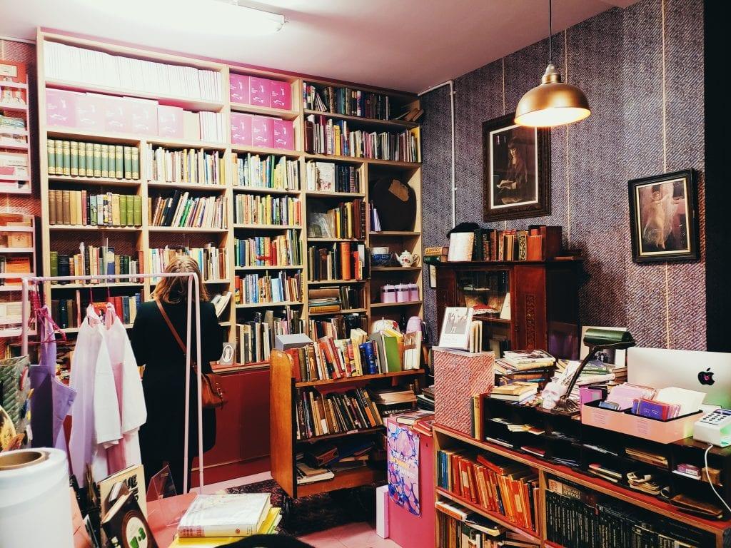 The Second Shelf Bookstore