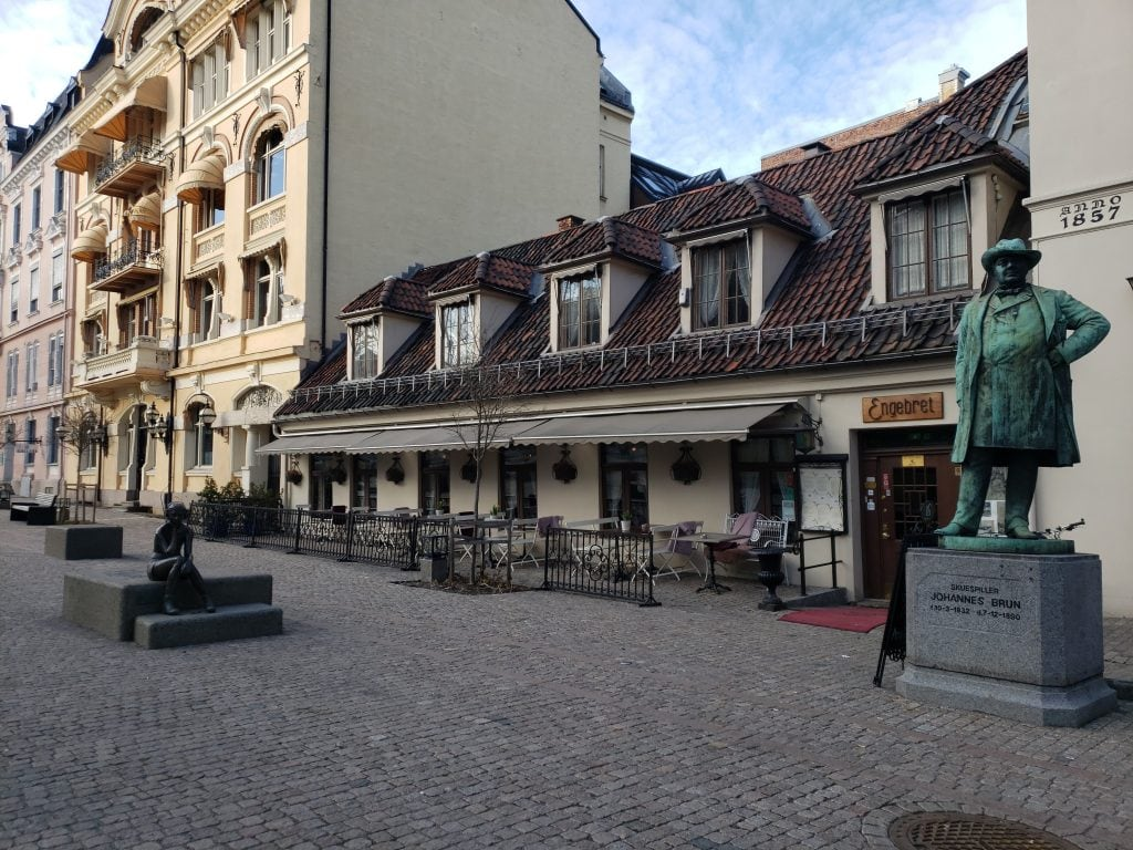 Cafe Engebret