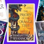 new fantasy novels