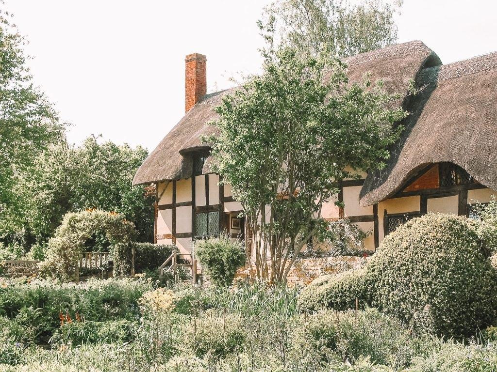 Stratford Avon Shakespeare