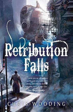 Retribution Falls fantasy game of thrones