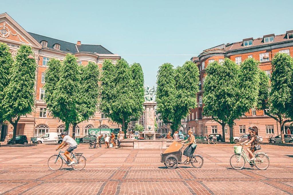 Sankt Thomas Plads Copenhagen