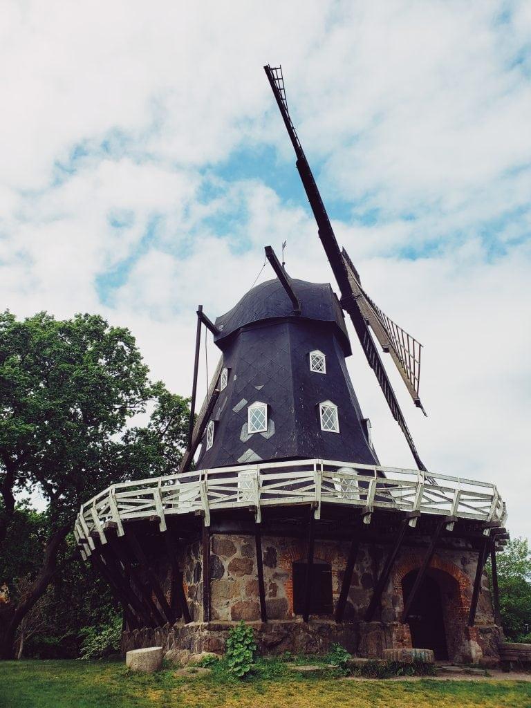 History, Malmo Sweden