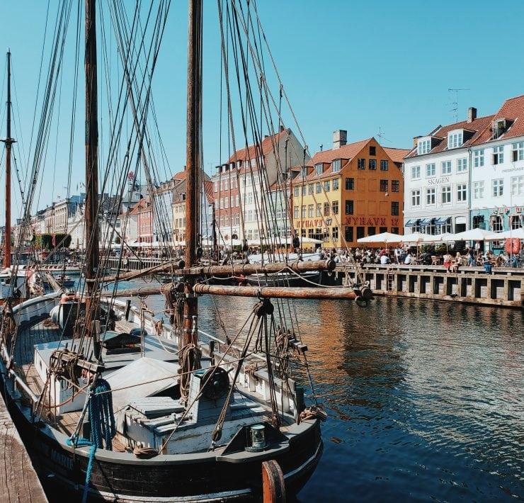 3 Day Copenhagen Itinerary