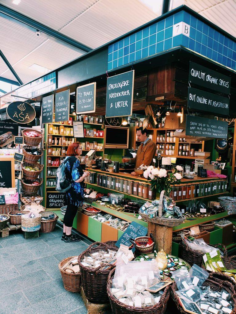 Where to Eat in Copenhagen's Torvehallerne Food Hall | Books