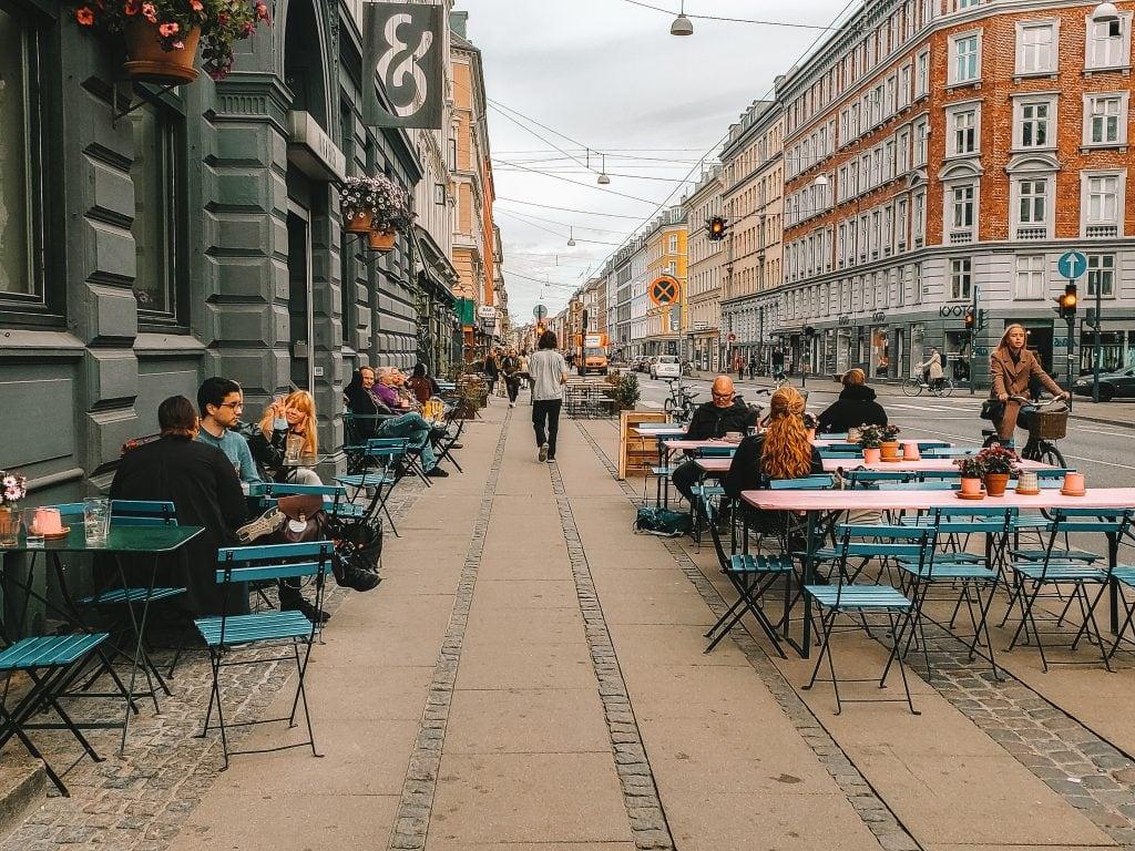 Norrebrø Copenhagen Neighbourhood