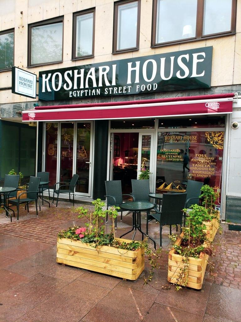 Koshari House Malmo Sweden
