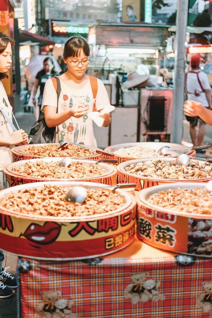 ningxia market taipei