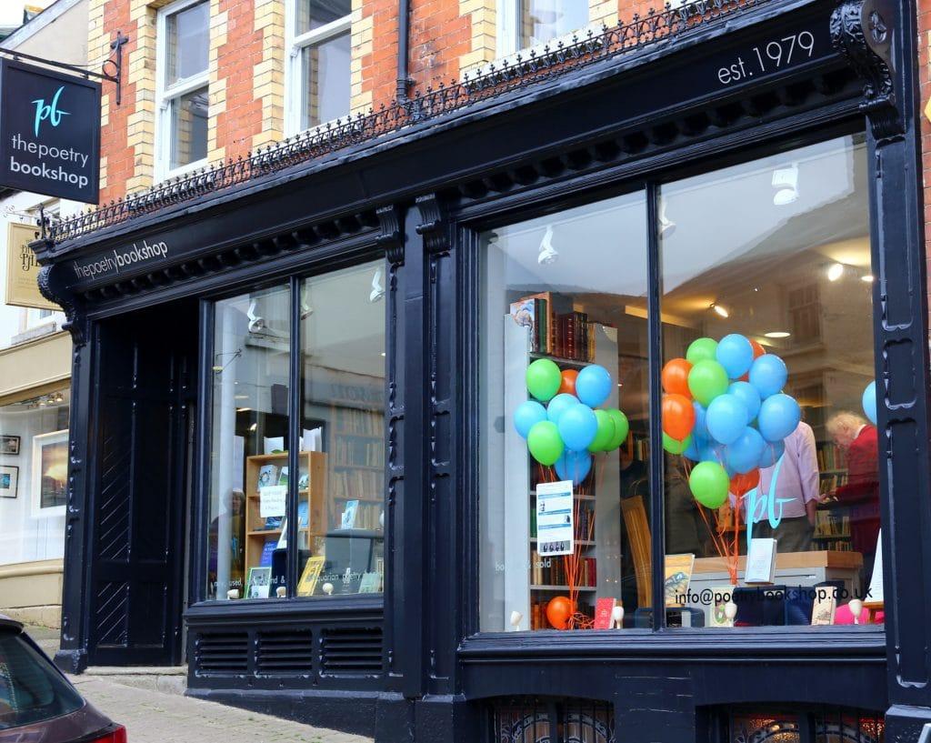poetry bookshop