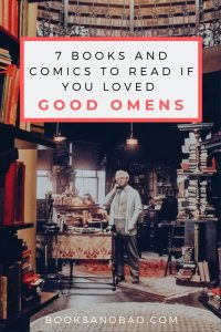 Books Good Omens