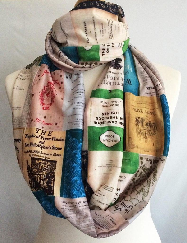 book scarves