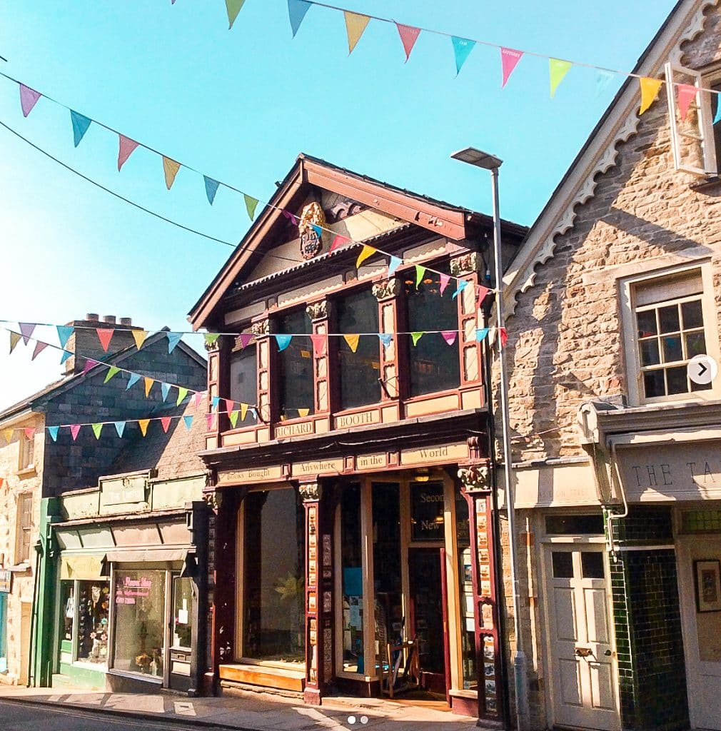 Hay On Wye Travel Booktown