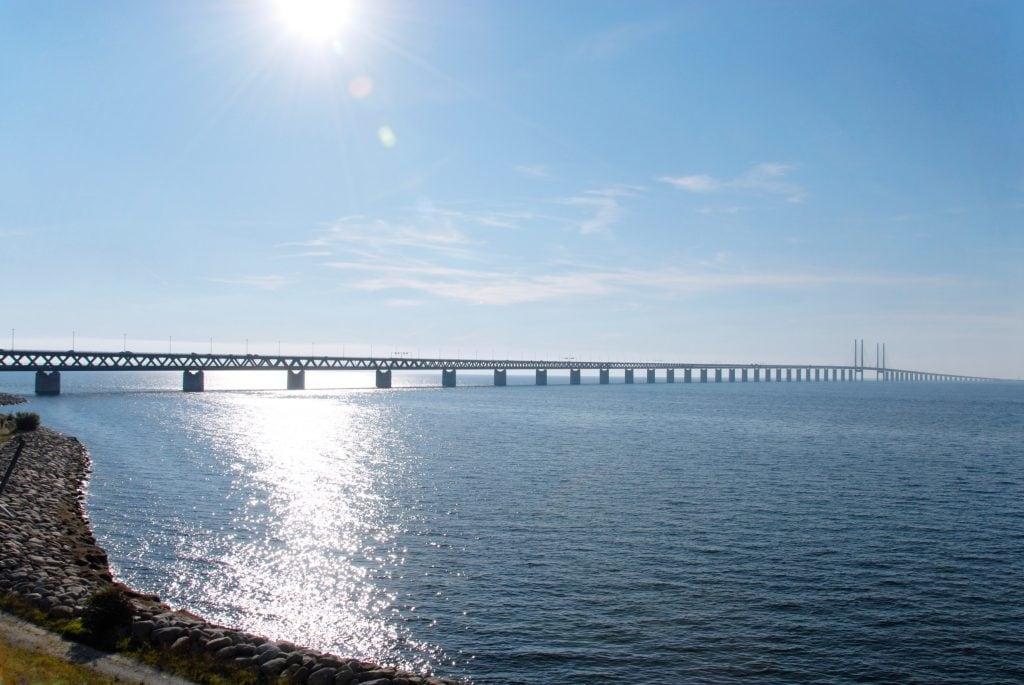oresund bridge malmo