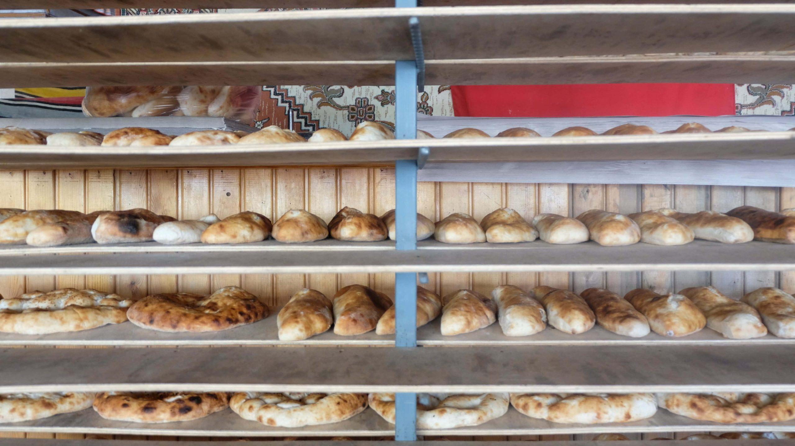 Bread Sultans Aztecs Food Journey