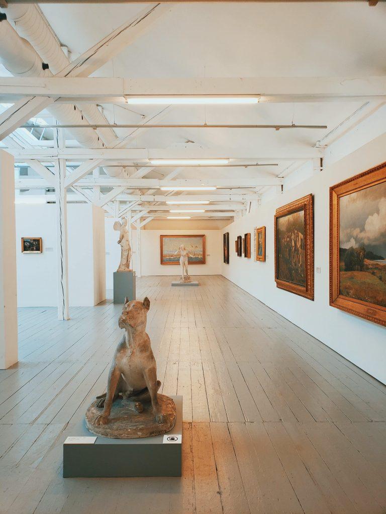 Odense, Denmark, Brandts Museum