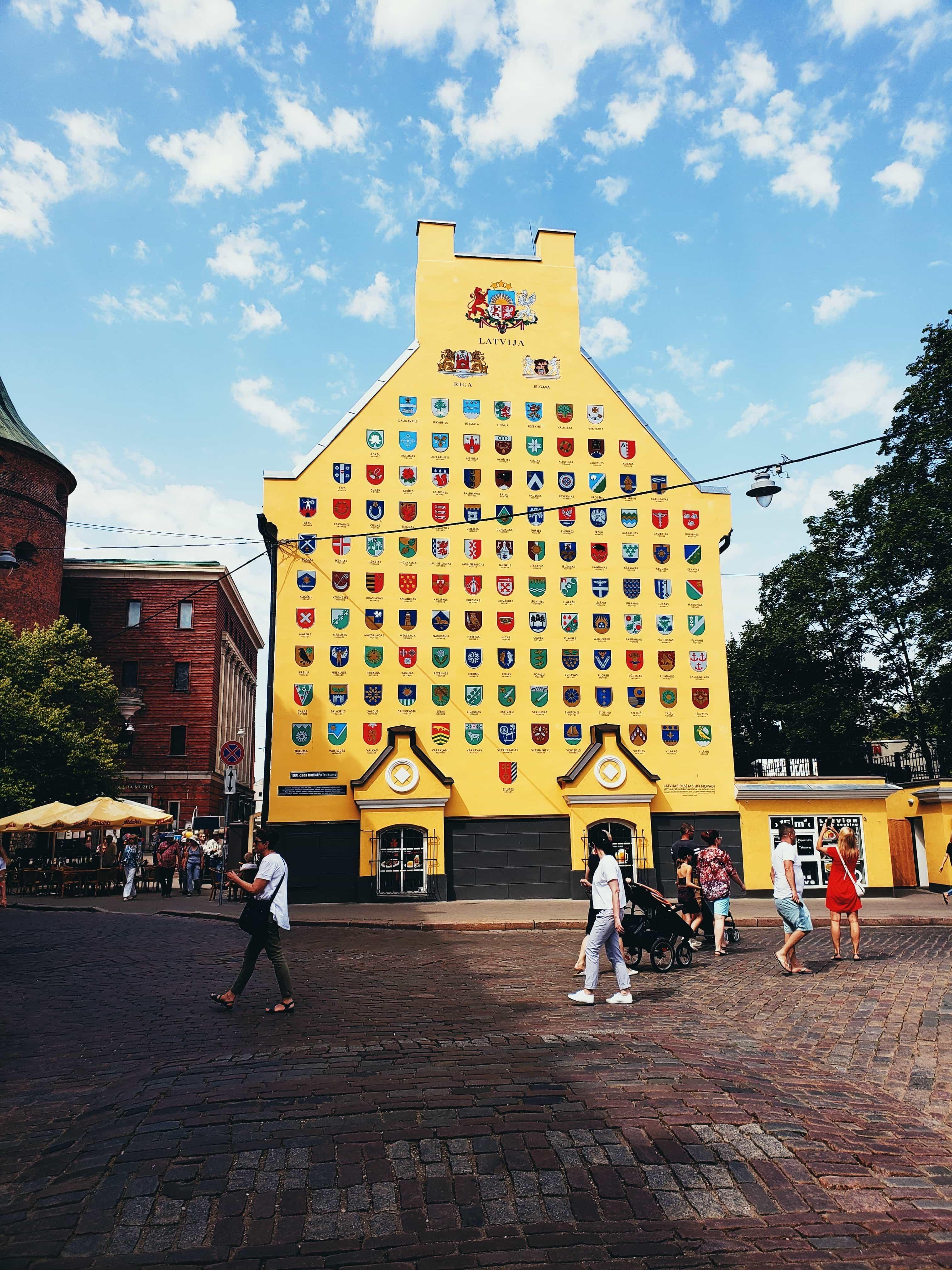 Riga Latvia Travel