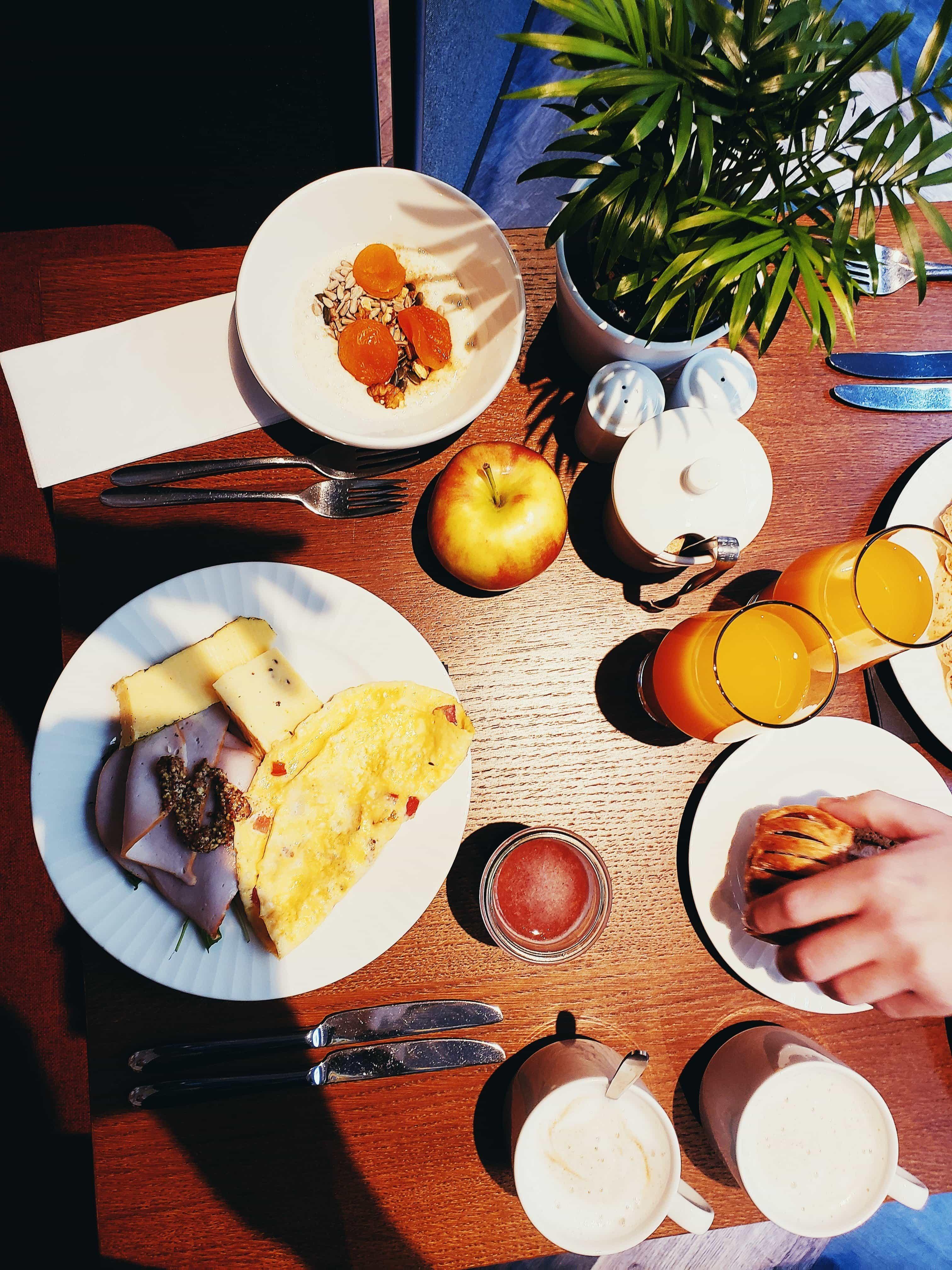 Delicious Breakfast Riga