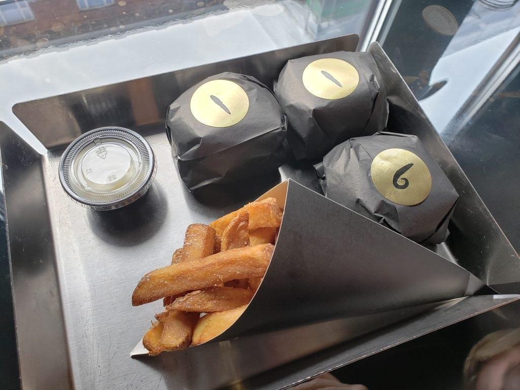 Sliders Copenhagen Budget Meals