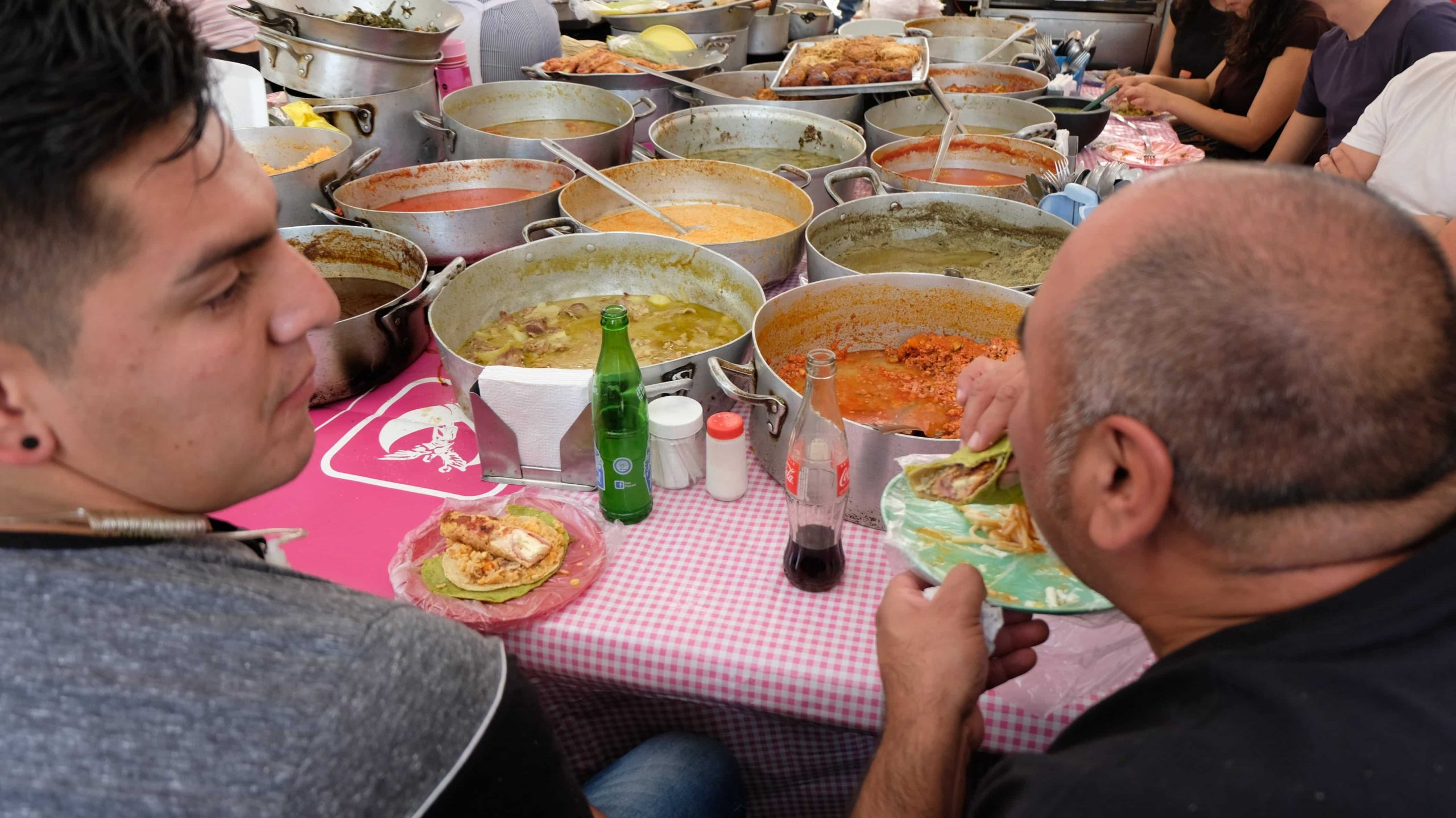 Shared Food A Culinary Journey Istanbul Mexico City