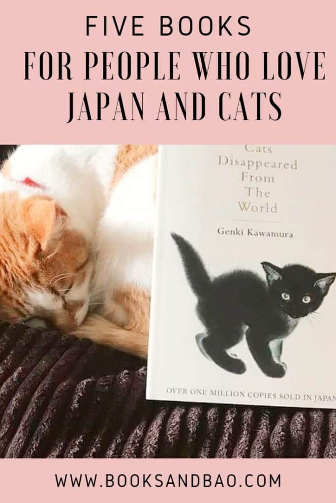 Five Books for People Who Love Japan and Cats | Books and Bao