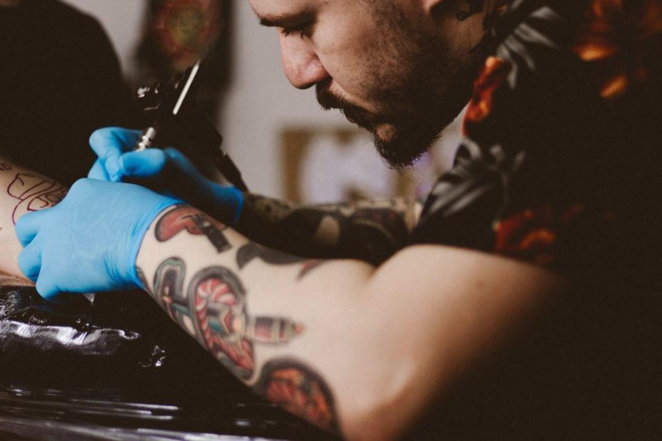 UK Tattoo Artists