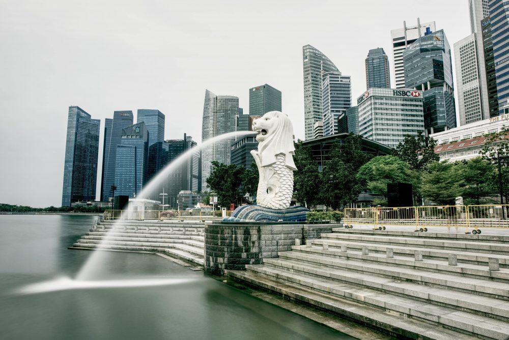 Singapore City Guide Merlion