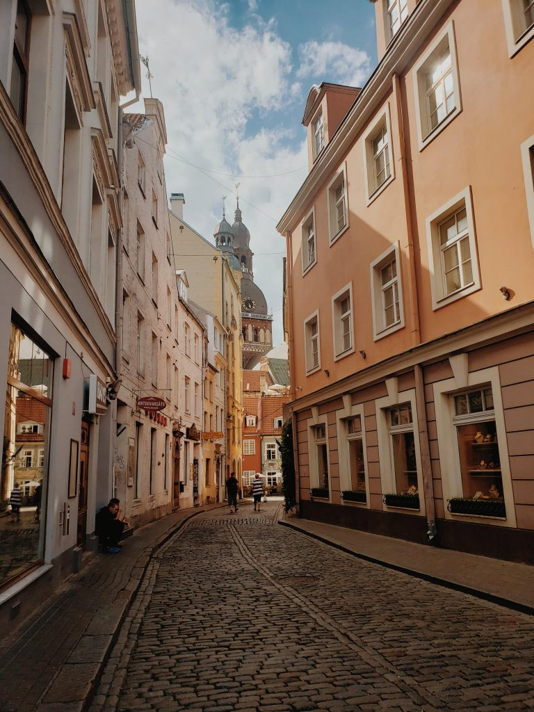 City break Riga Old Town