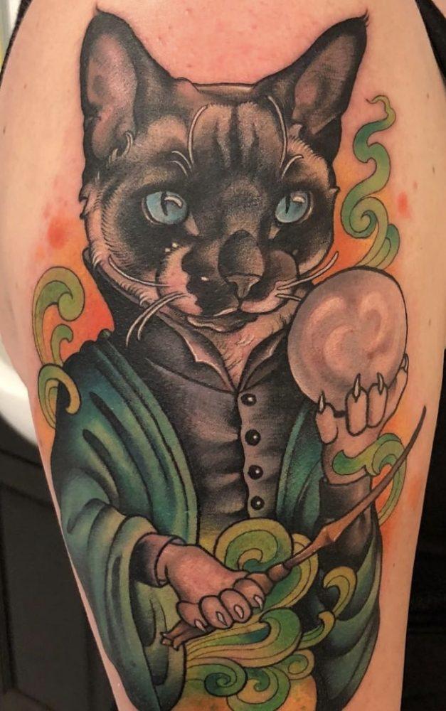 McGonagall tattoo