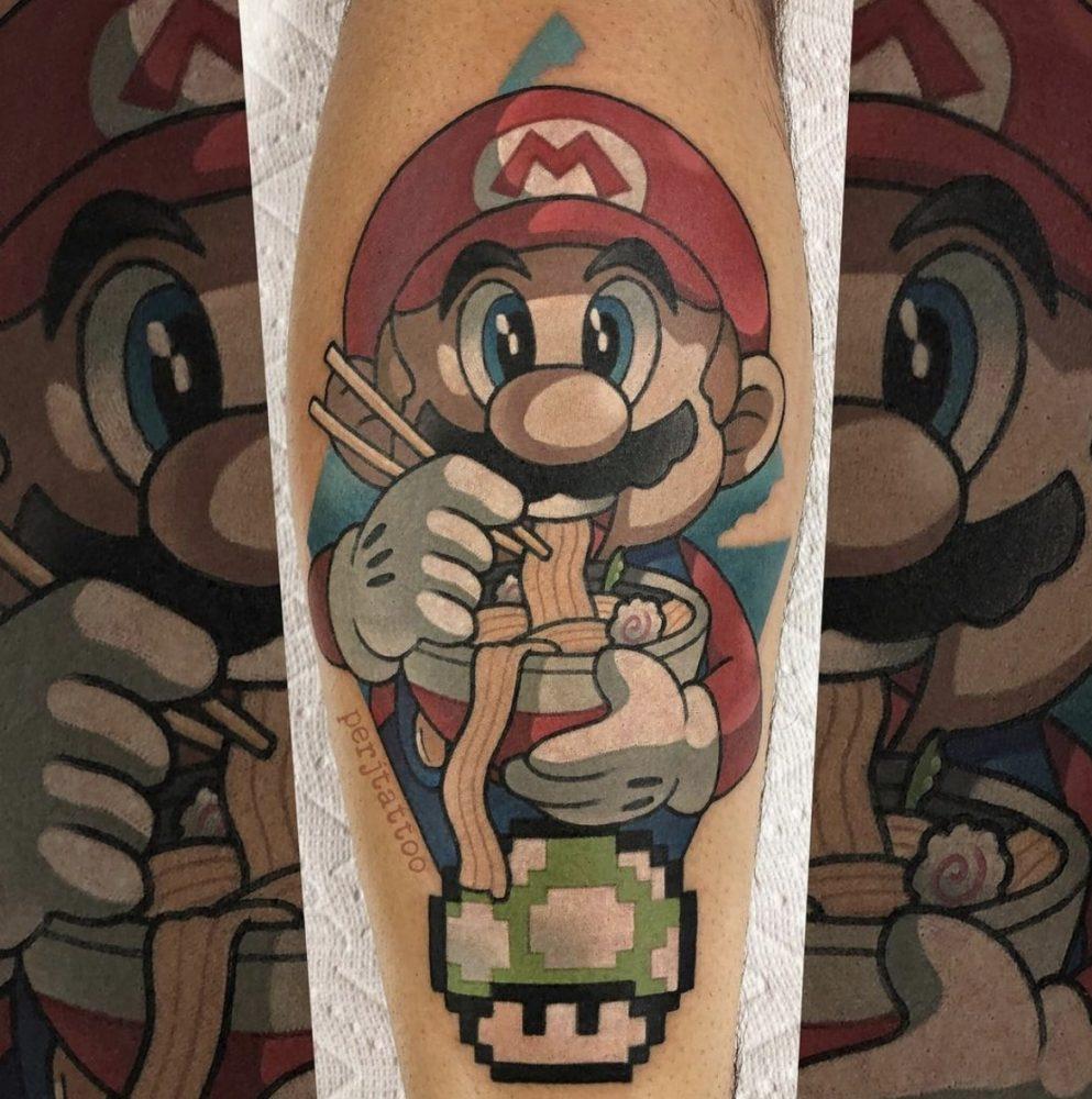 adam perjatel tattoo artist