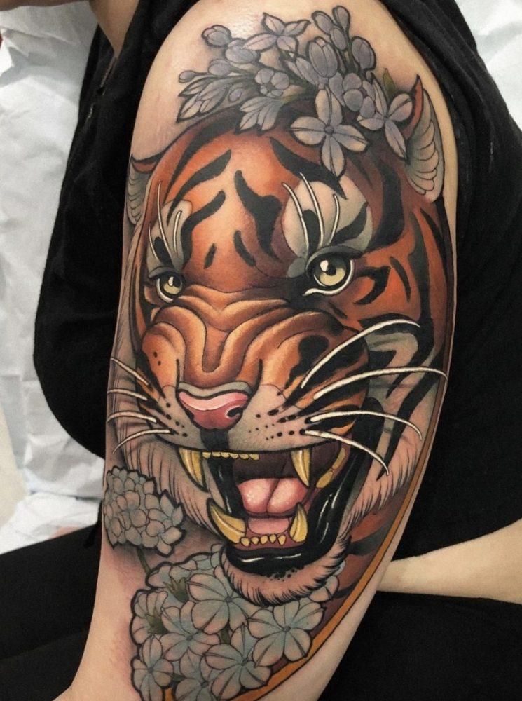 krish trece tattoo
