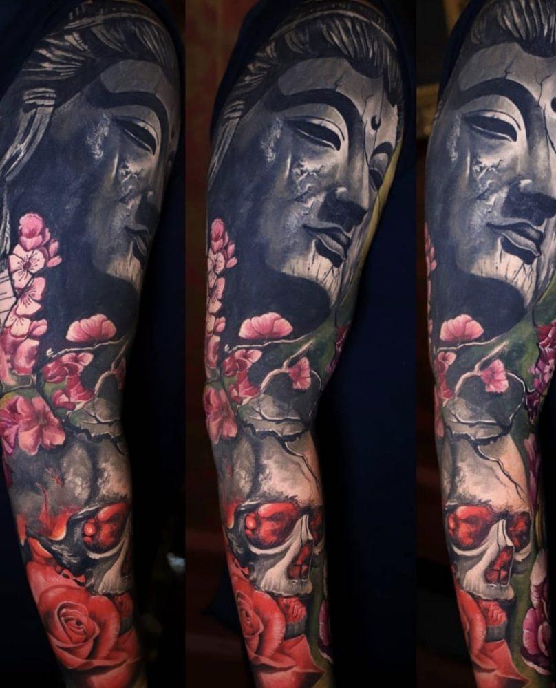 marek pawlik tattoo artist